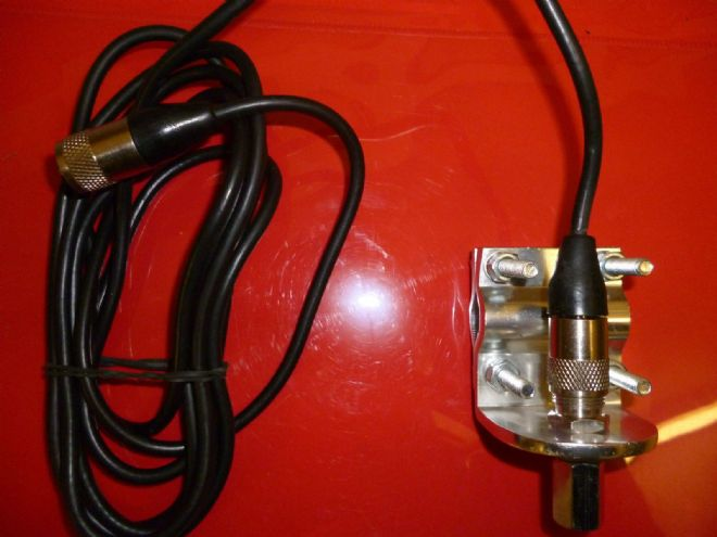 CB 27MHZ HGV TRUCK TWO WAY ANTENNA RIGHT ANGLE MIRROR MOUNT & CABLE WITH PL259